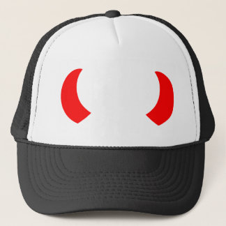 Devil's Horns Trucker Hat