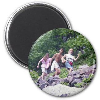Devils Lake WI Magnet