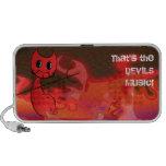Devil's Music Speaker