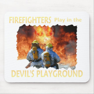DEVILS PLAYGROUND MOUSE MAT