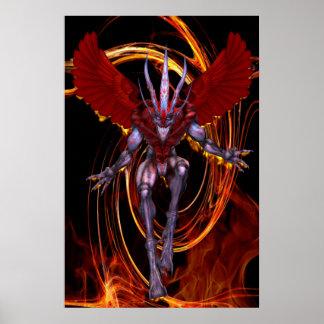 Devils Spawn Print