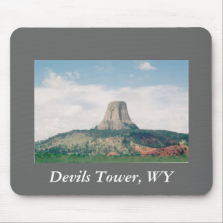 Devils Tower Mouse Mat