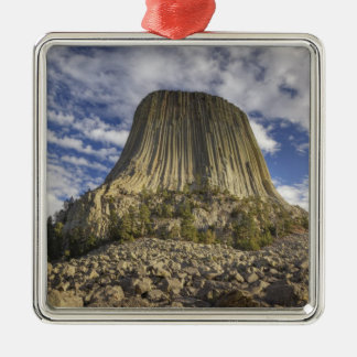 Devils Tower National Monument 2 Christmas Ornament