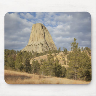 Devils Tower National Monument Mouse Mat