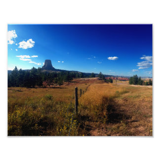 Devils Tower National Monument Photograph
