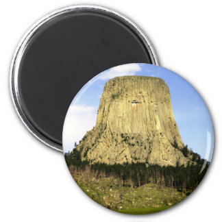 Devil's Tower, Wyoming Magnet