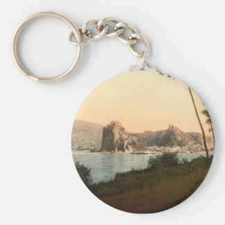 Devin and the Danube, Slovakia Key Ring