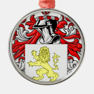 Devine Coat of Arms Ornaments