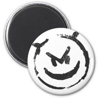 Devious 6 Cm Round Magnet