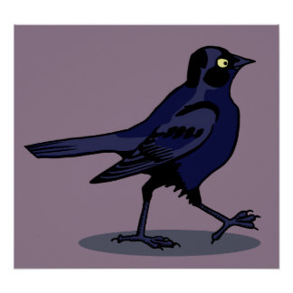 Devious Little Blackbird Poster