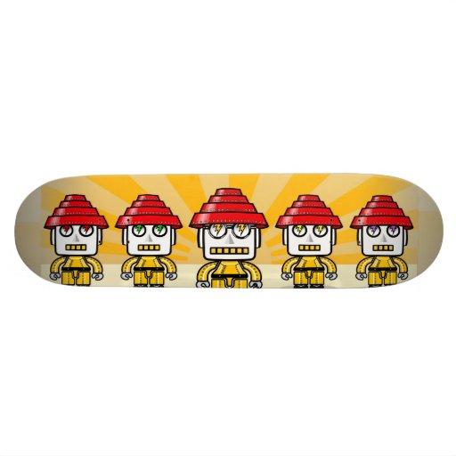 DevoBots Skateboard