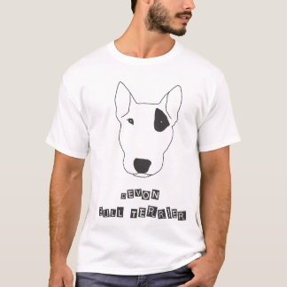 Devon Bull Terrier - Patch T-Shirt