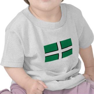 Devon Flag Tee Shirts