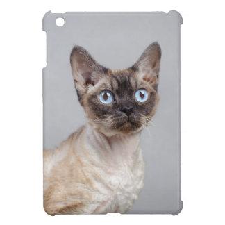 Devon rex iPad mini cover