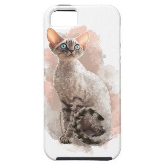 Devon Rex Sofi iPhone 5 Cases