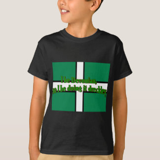 Devonians Be Doing It Dreckley T-shirts