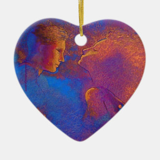 Devotion Valentine token Christmas Ornament