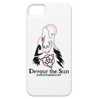 Devour the Sun - light Case For The iPhone 5