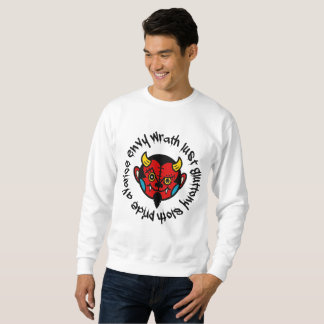 "DEVULL ""Seven Deadly Sins"" Sweat Sweatshirt"