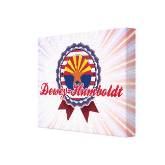 Dewey-Humboldt, AZ Stretched Canvas Print