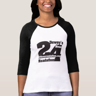 Dewey's 24 Hour Readathon Shirt