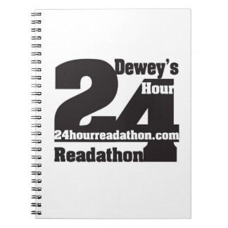 Dewey's Readathon Notebook