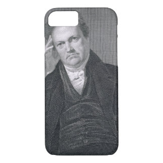 DeWitt Clinton, engraved by Asher Brown Durand (17 iPhone 8/7 Case