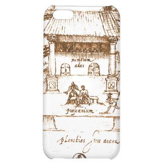 Dewitt s Swan Theatre Sketch iPhone 5C Covers