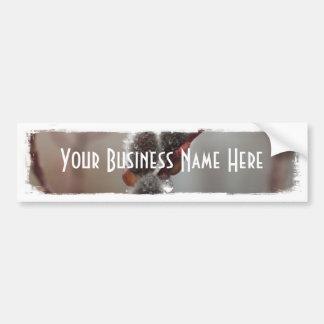 Dewy Catkin; Promotional Bumper Sticker