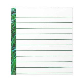 Dewy Grass Notepad