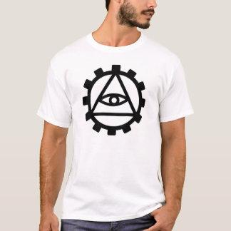 DexM Illuminati Cog T-Shirt