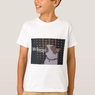 dexter deco hate monday T-Shirt