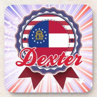 Dexter, GA Drink Coasters