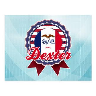 Dexter IA Post Card
