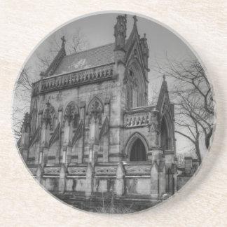 Dexter Mausoleum Coasters