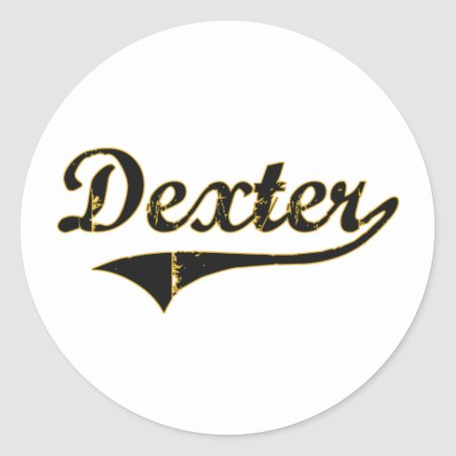 Dexter Missouri Classic Design Stickers