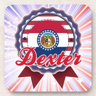 Dexter, MO Beverage Coasters
