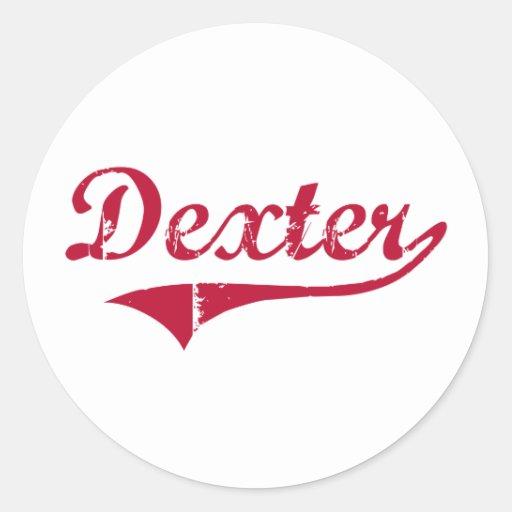 Dexter New Mexico Classic Design Sticker