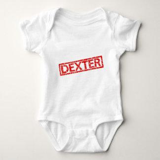 Dexter Stamp Baby Bodysuit