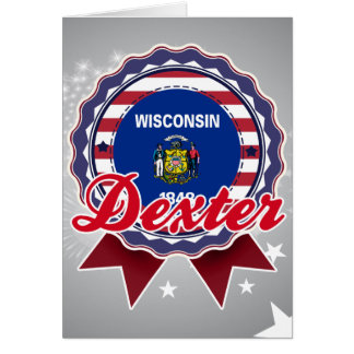 Dexter, WI Greeting Cards