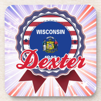 Dexter WI Drink Coasters