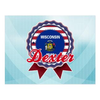 Dexter WI Post Card