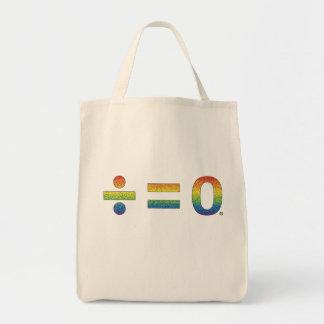 DEZ Pride Grocery Tote