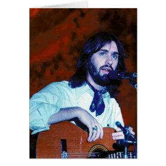 DF in Concert 1976 Notecard