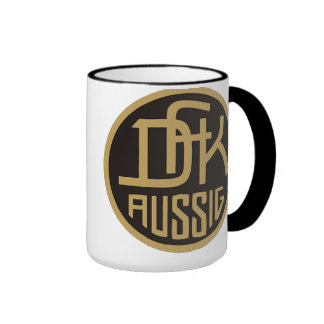 DFK Aussig -Sudetenland Coffee Mugs