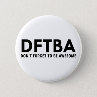 DFTBA 6 CM ROUND BADGE