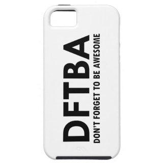 DFTBA iPhone 5 COVER