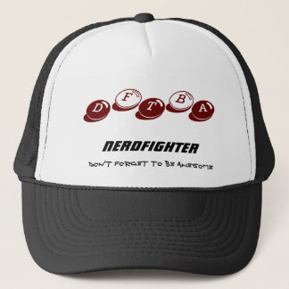 DFTBA TRUCKER HAT
