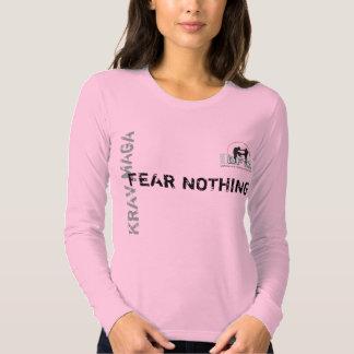 DFTZ shirt, apprehension nothing Shirt
