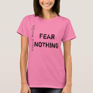 DFTZ shirt, apprehension nothing T-Shirt